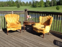 Reegan Parlour chairs