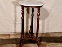 Marble Top Table / Qty 1