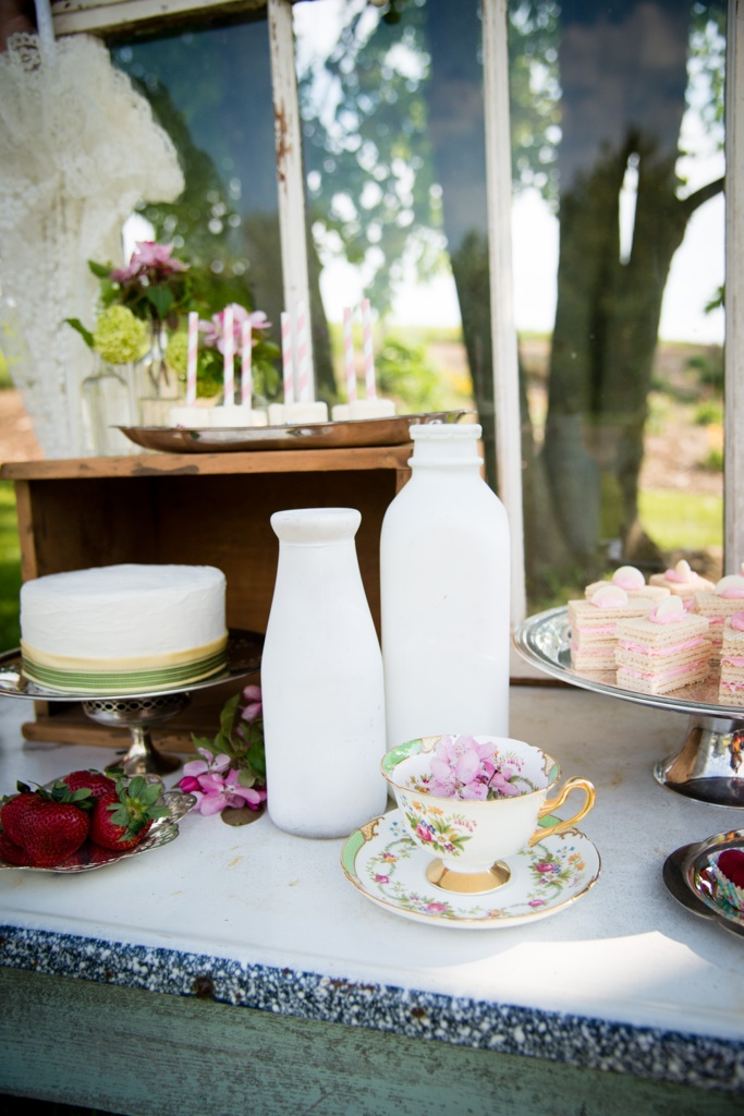 Tea Party Sweets table