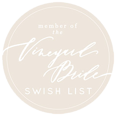 Member of the Vineyard Bride Swish List
